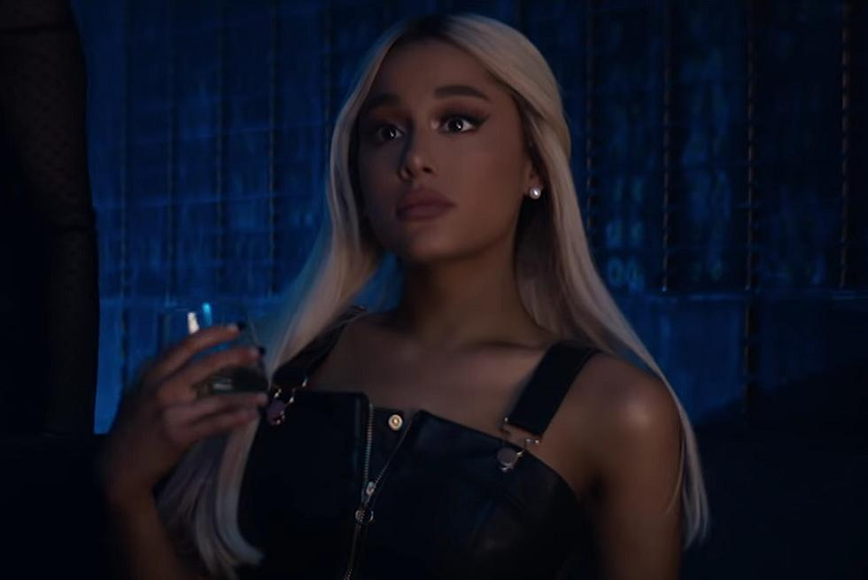 Ariana Grande in Break up with your girlfriend Music Video