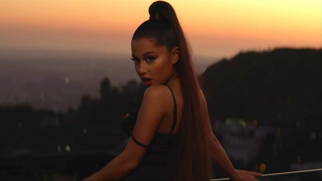 Ariana Grande from Break Up With Your Girlfriend