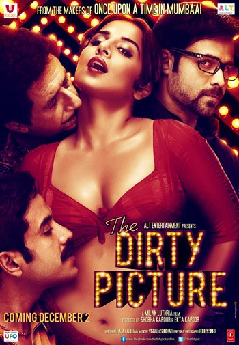 Ooh La La Hindi Song Lyrics English Translation and Meaning - The Dirty Picture movie
